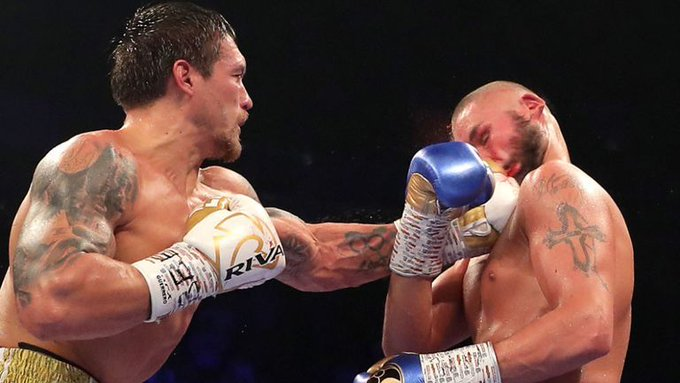 Tony Bellew loses final fight as Oleksandr Usyk retains undisputed crown: Photo