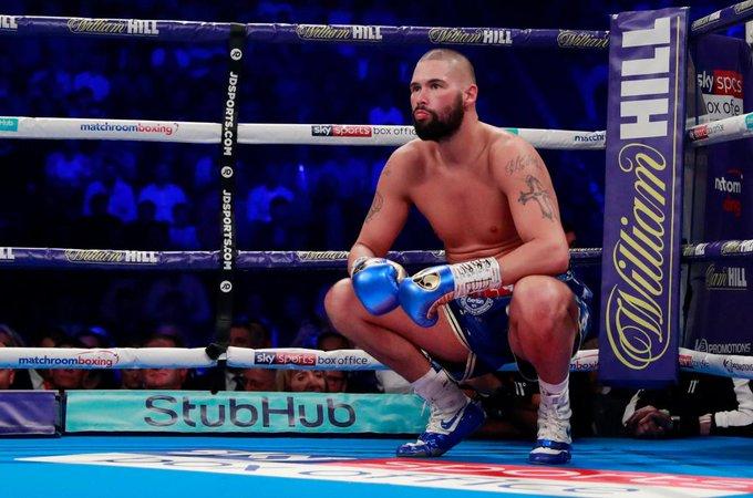 (VIDEO) Tony Bellew, un verdadero guerrero británico, asegura que se retira del boxeo tras caer ante Oleksandr Usyk Photo