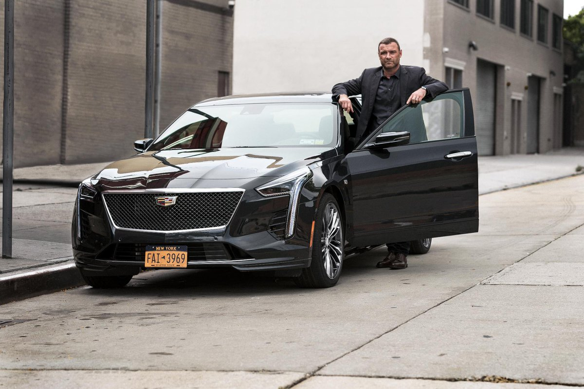 Cadillac On Twitter New City New Ride See Raydonovan Take On