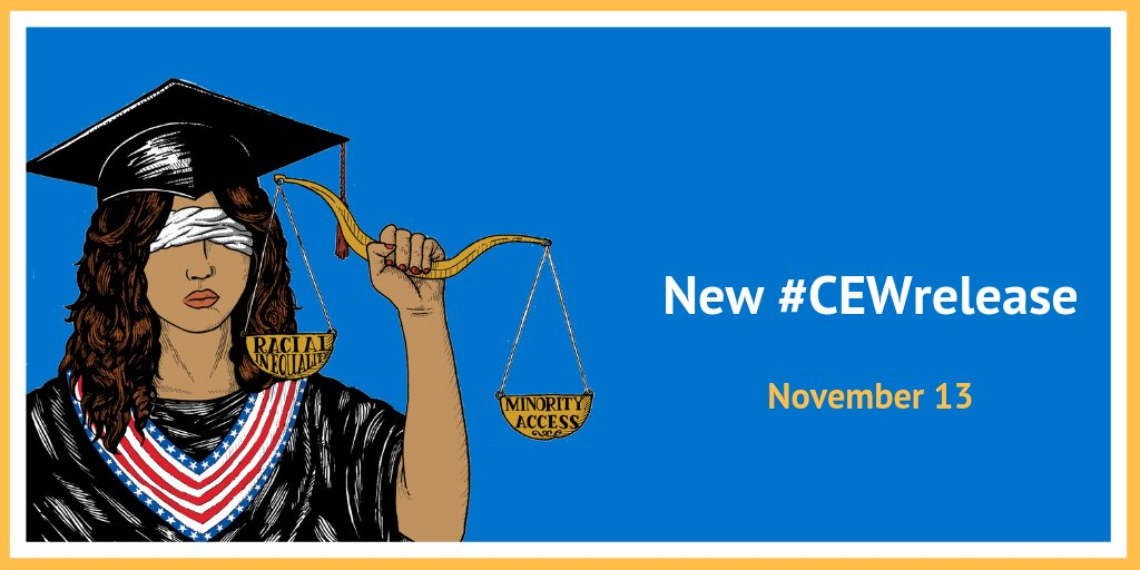test Twitter Media - Stay tuned for a new #CEWrelease this week about equity issues in #highered. #CEWequity https://t.co/Jf42TJqi2Q