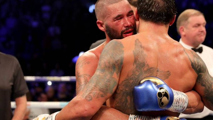 Tony Bellew wants to fade into obscurity after ending boxing career: Photo