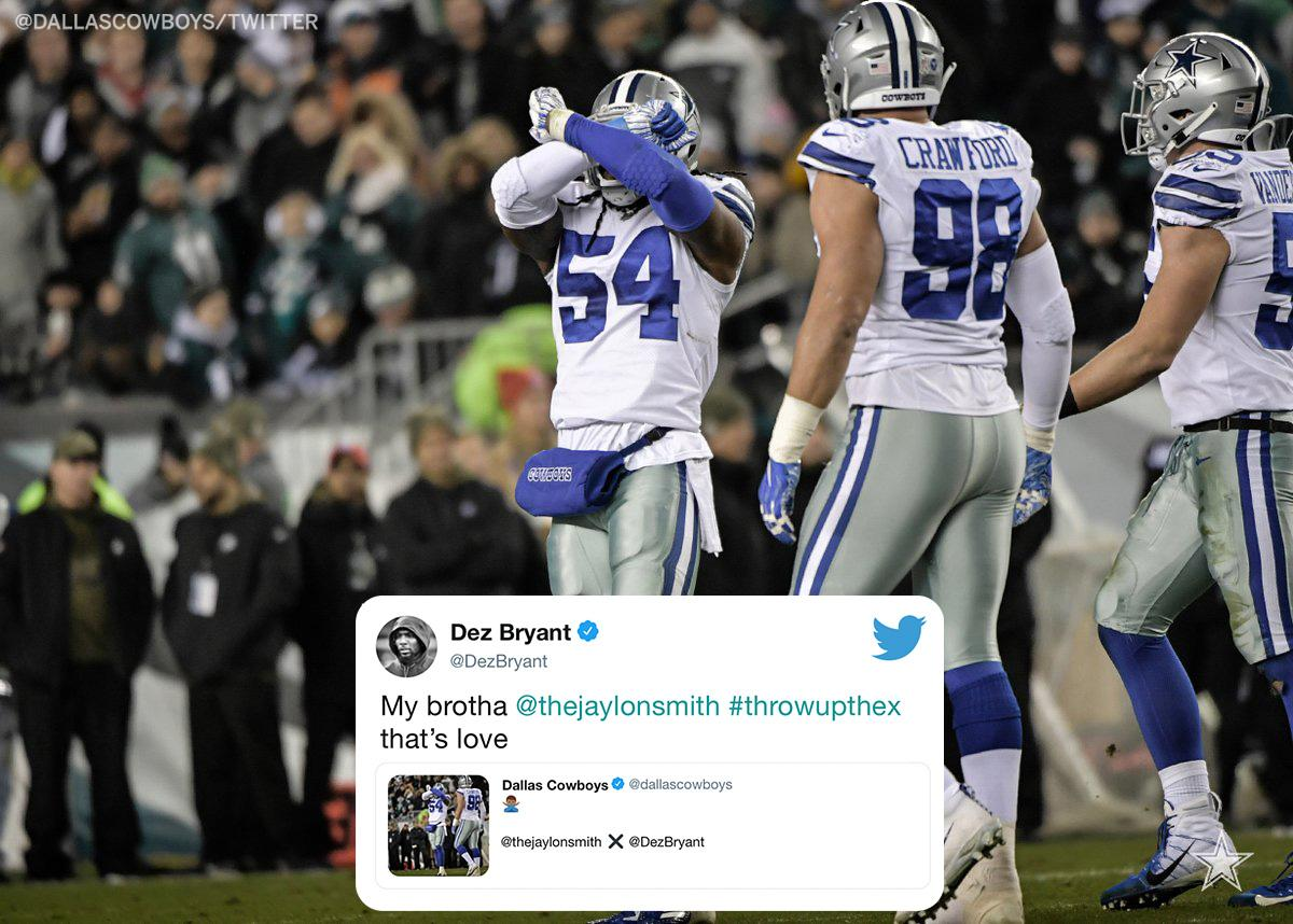 ✖️'s going up around the league today for @DezBryant (via @dallascowboys) https://t.co/bfzpmeTKWb