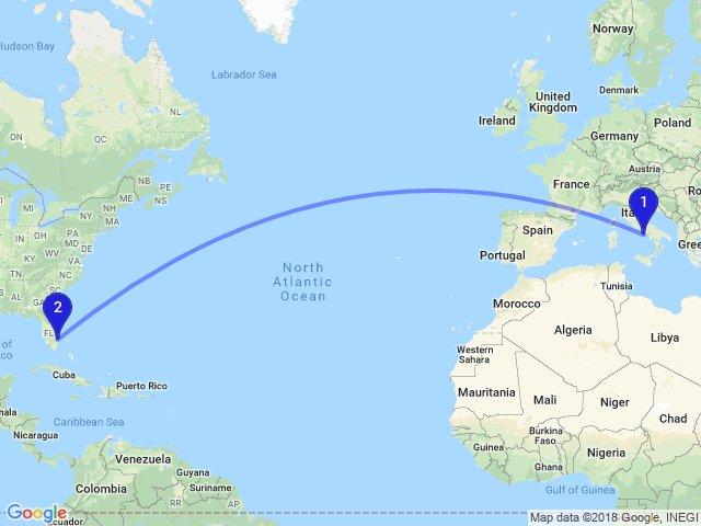 Random Distance On Twitter The Distance Between 80077