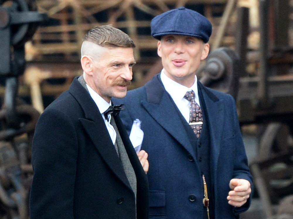 Haircut Arthur Shelby , Skushi
