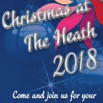 Image for the Tweet beginning: Christmas at the heath  Contact