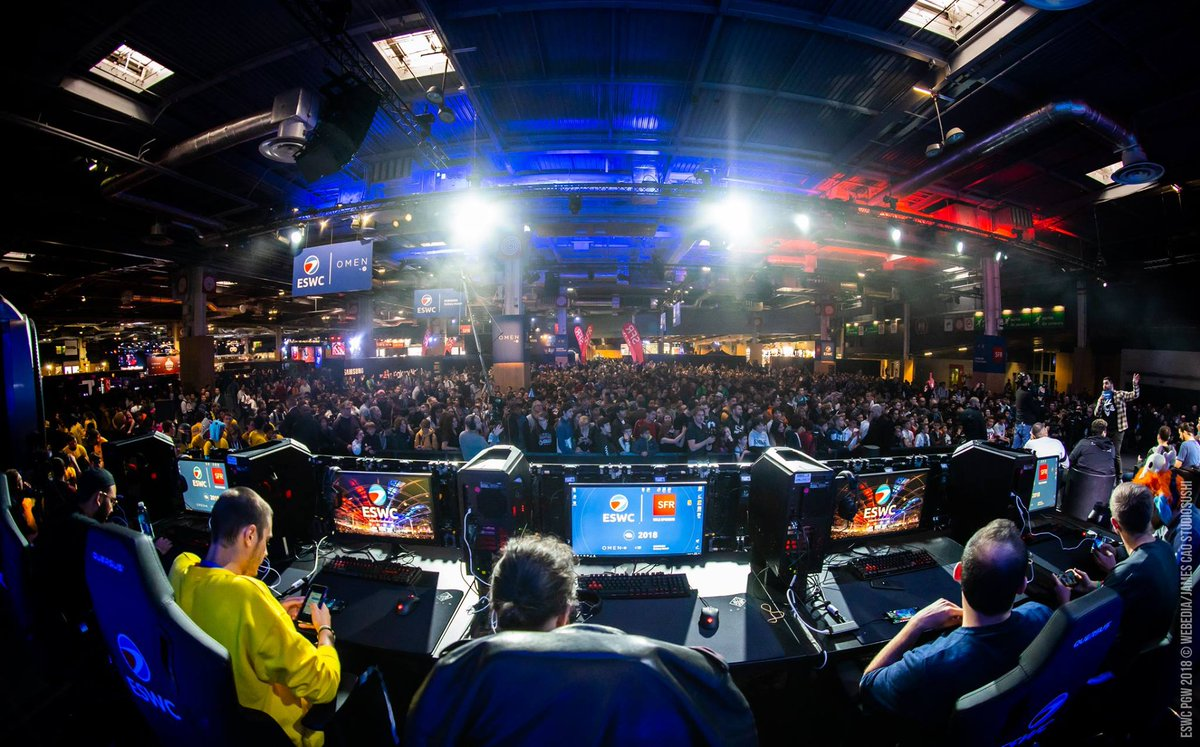You can find all the ESWC Paris Games Week pictures taken by our talented photographers in our #ESWCPGW gallery right there !  📷 https://t.co/p6TFX3V5e3  Credits :   @studiosushi  @Ldogs_Ob1  https://t.co/p7MKAYGsMG
