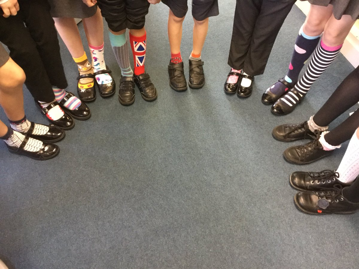 test Twitter Media - #Antibullyingweek2018 #OddSocks @RomileyPS have had a super assembly to start Anti-bullying week. Love the socks guys! https://t.co/ZedaVXQHeq