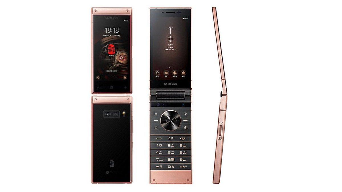 Samsung выпустила смартфон-'раскладушку' за 2700 долларов https://t.co/wXw8bhqxtV