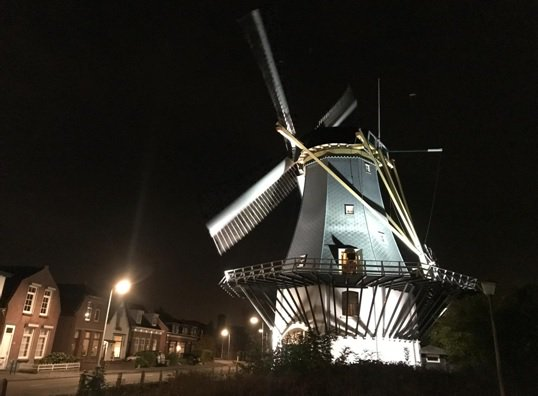 Korenmolen draait met 3 molenaars https://t.co/gKB7DTftpS https://t.co/ARhGMa31cV