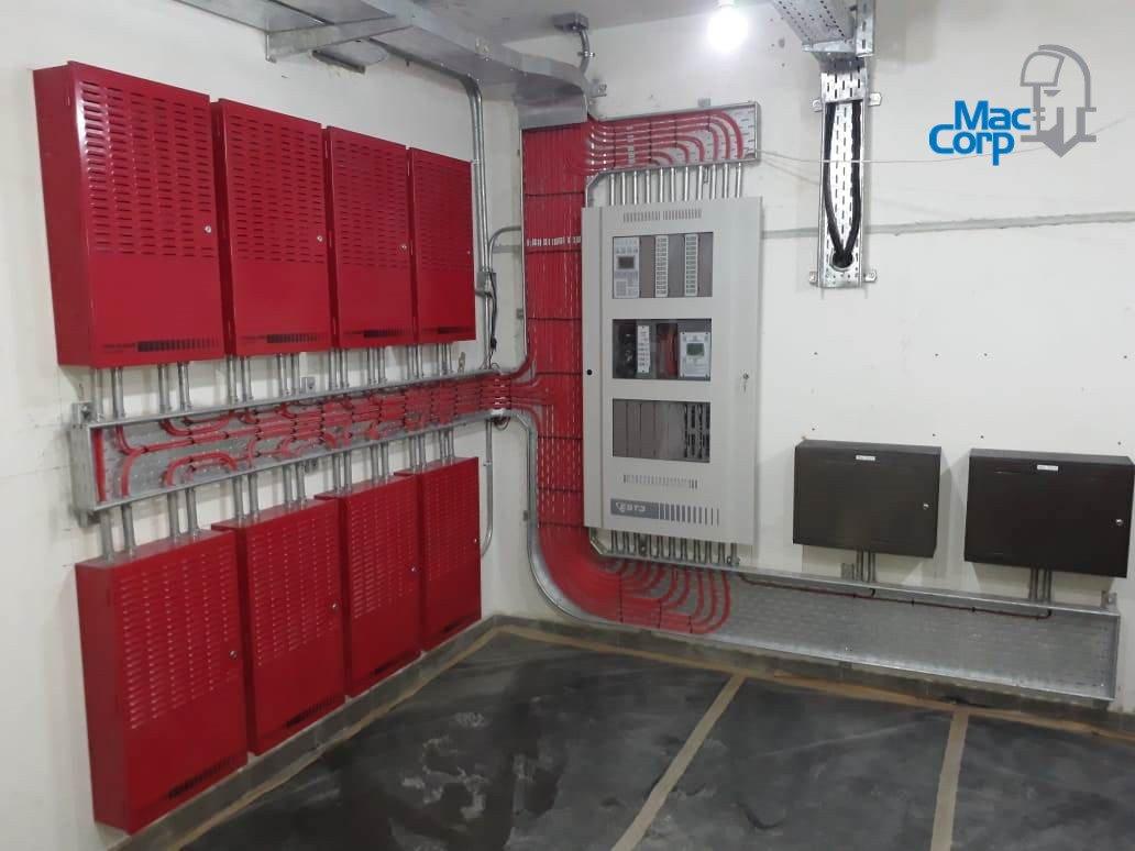 Fire alarm control panel Nfs2 3030 installation Manual