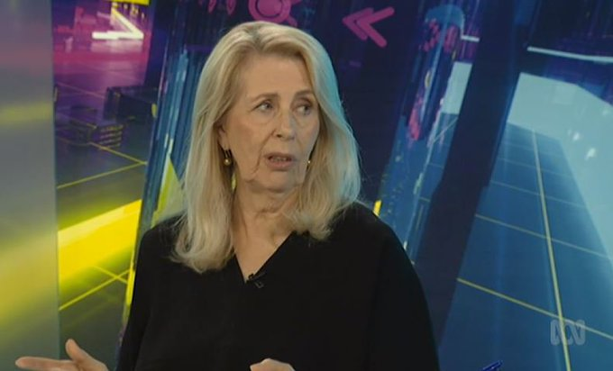 """The amount of money spent on the 4-year centenary, plus this $500 million given to the War Memorial, I think we are overspending on the dead and we are underspending on the living."" @SummersAnne #auspol #TheDrum Photo"