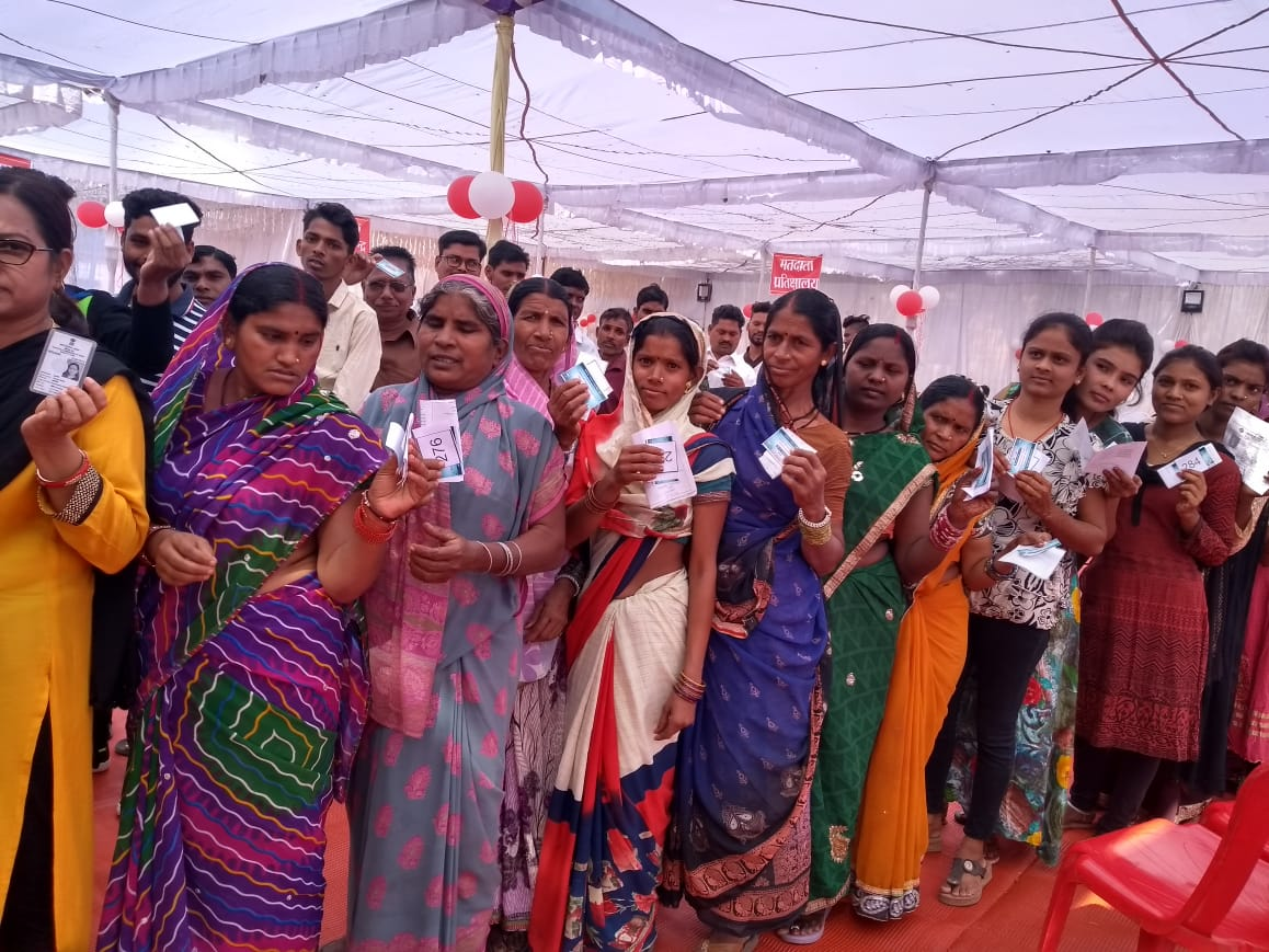 Chhattisgarh records 70% voting in first phase