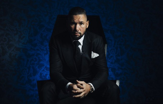 Tony Bellew - Just a World-Class Fighter Photo