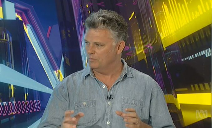 """The cry from the Uluru statement from the heart, was a very diplomatic, not a statement of claim, but a diplomatic statement which asked all Australians to walk together, to grasp hold of Australian Indigenous antiquity and forge a new spirit."" @PPDaley #auspol #TheDrum Photo"