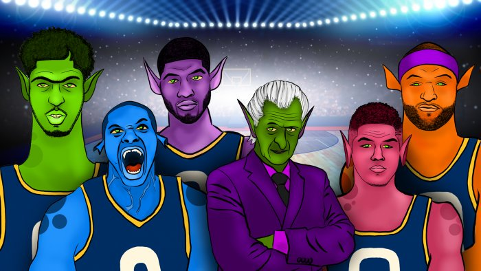 See Who We Picked To Be The Monstars In Space Jam 2.  https://t.co/pljZrXpGAe https://t.co/LUeoMS8cIa