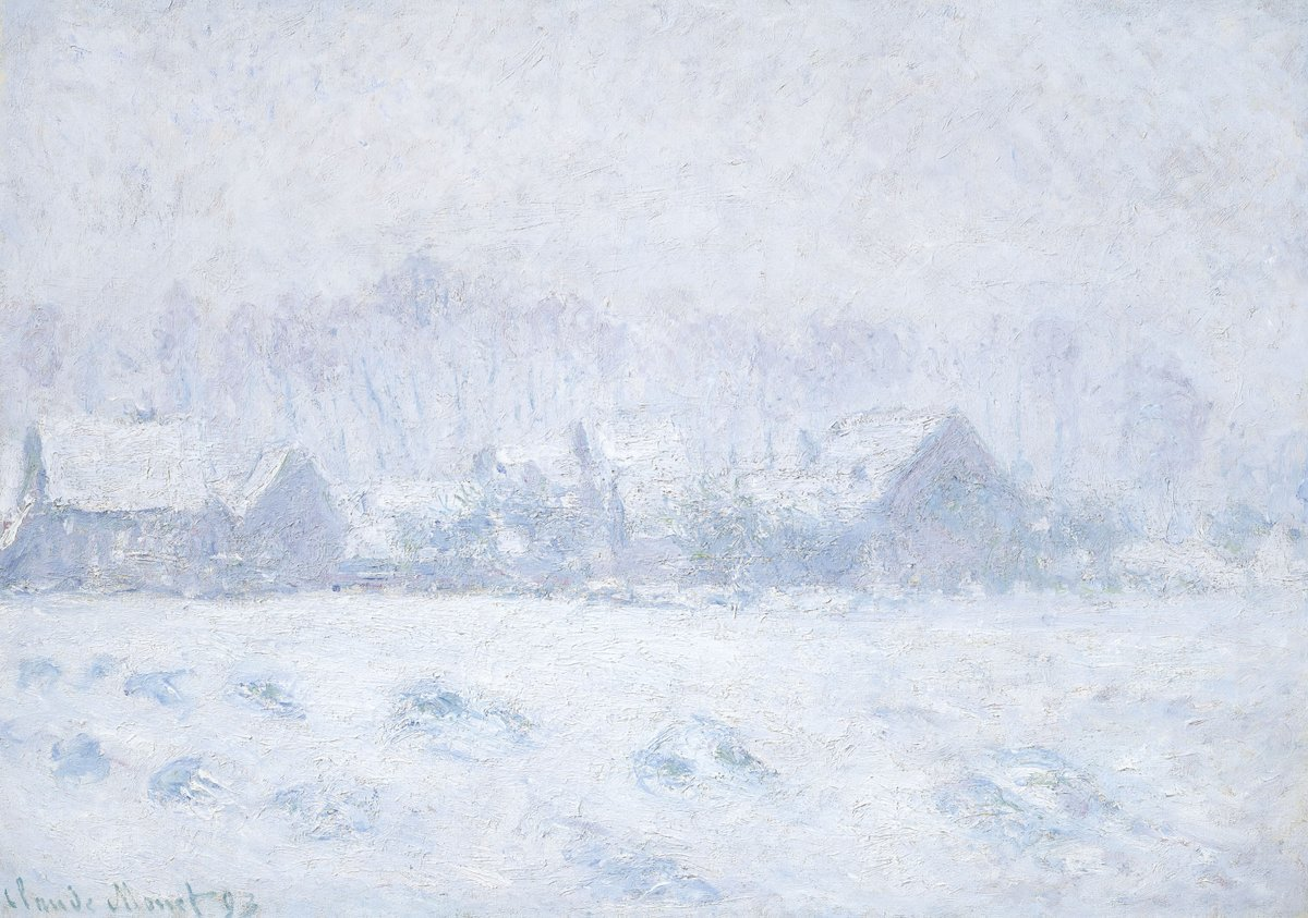 """The Art Newspaper on Twitter: """"Ambitious estimates hamper @ChristiesInc  $279.2m Impressionist and Modern art sale as $40m Van Gogh goes unsold. New  York auction last night was topped by Monet's Le bassin"""