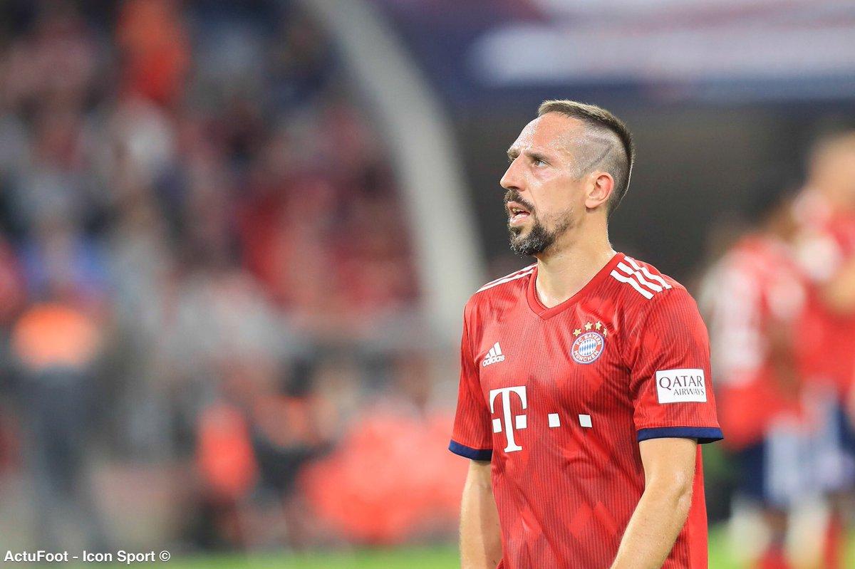 D'après @BILD_Sport, Franck Ribéry a eu une altercation samedi avec Patrick Guillou (consultant français pour beIN Sports) après que ce dernier ait considéré le Bavarois comme responsable sur deux buts encaissés.
