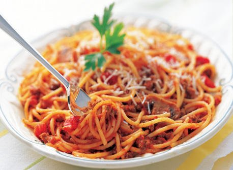 Best-Ever Spaghetti Sauce  #Spaghetti #Spicy #Delicious #RecipeDev https://t.co/WlAwFswCPr