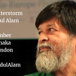 Image for the Tweet beginning: A 100 days ago, Shahidul