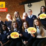 Image for the Tweet beginning: This #iwillweek we will be
