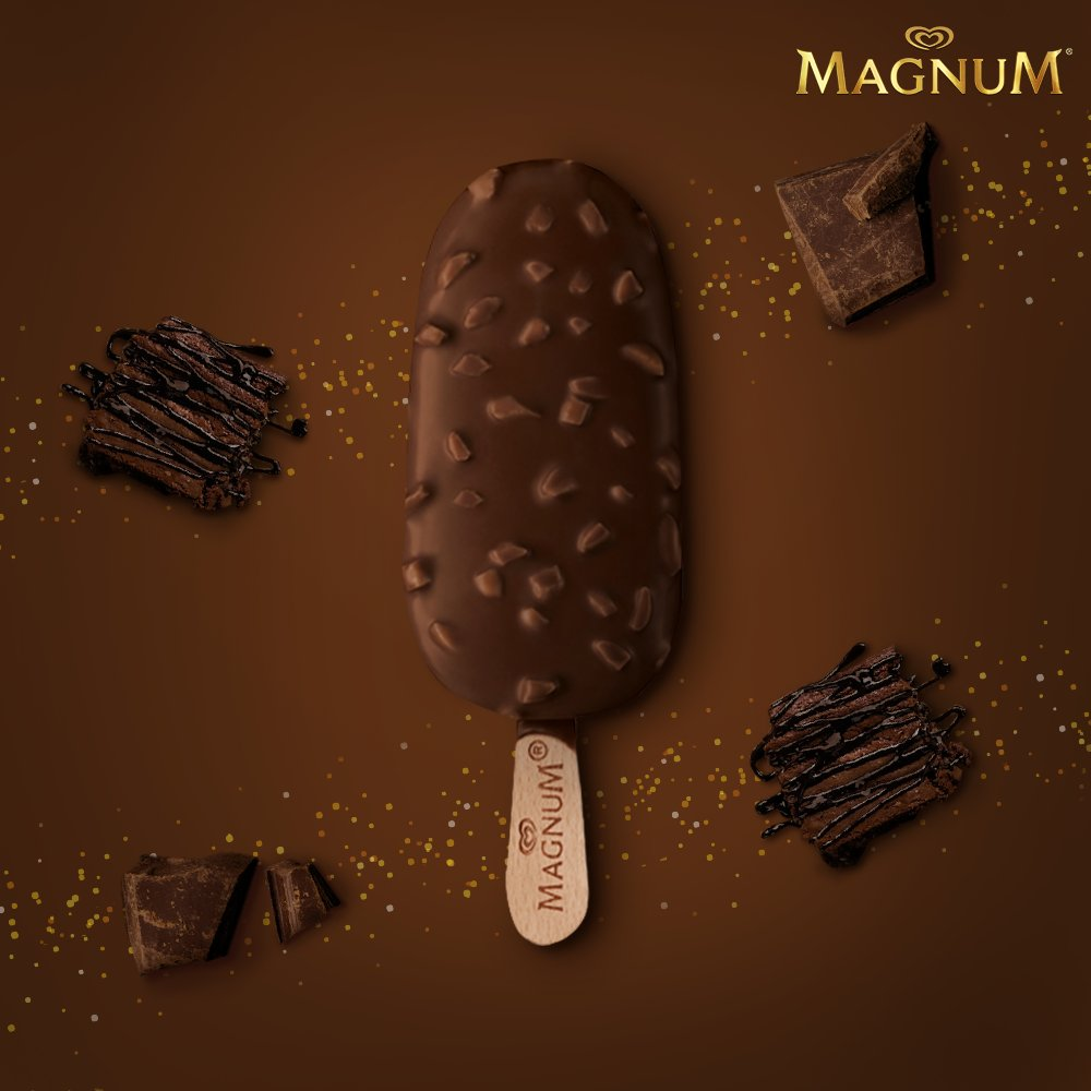 Delectable brownie flavour for pure pleasure. #TakePleasureSeriously https://t.co/2YUaCj7bpE