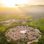 Image for the Tweet beginning: #Palmanova, die sternförmige Stadt in
