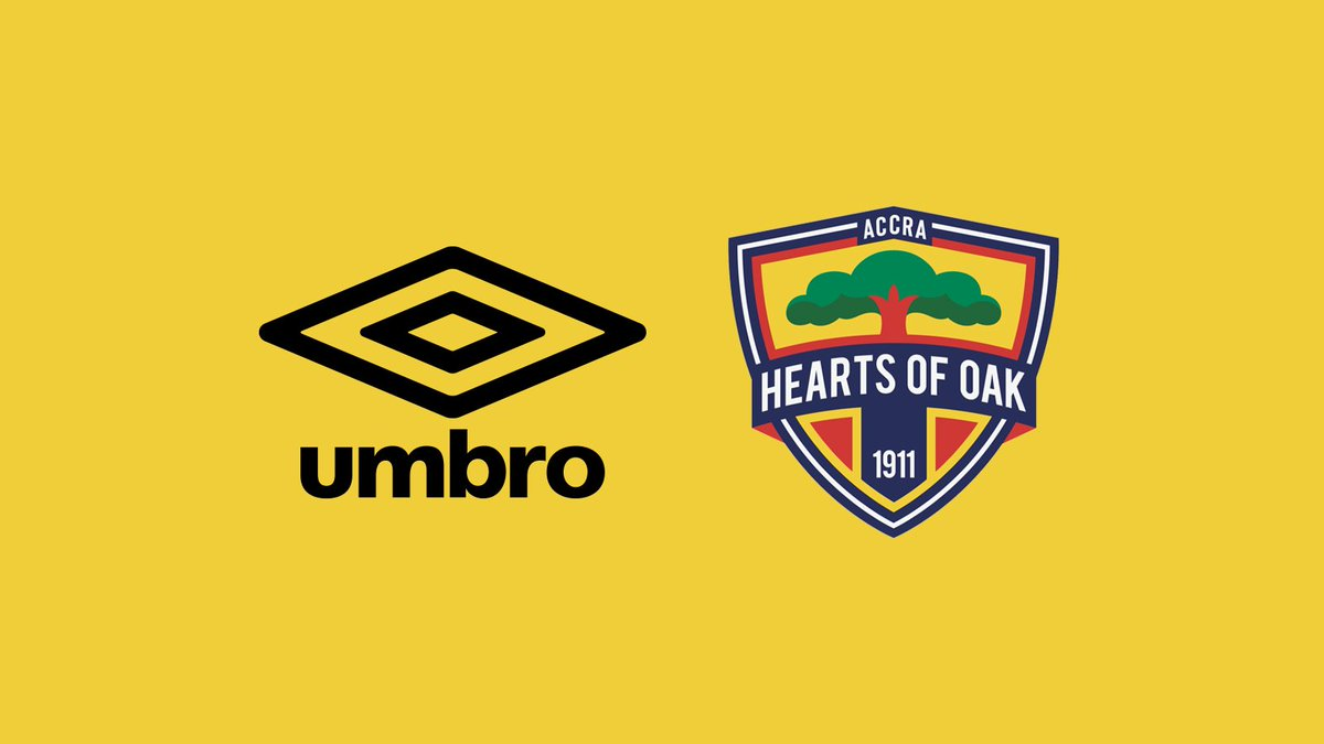 hearts of oak umbro