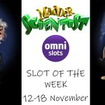 Image for the Tweet beginning: Slot of the WEEK by