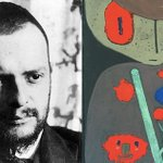 Image for the Tweet beginning: Paul Klee influenced a generation
