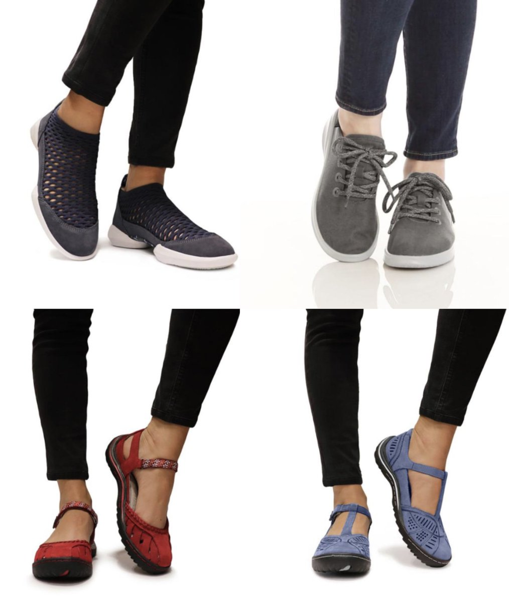 Dont miss out on our @GMA Daily Deal with @toryjohnson - @jambufootwear for 50%! gma.abc/2DLuNOp #GMADeals