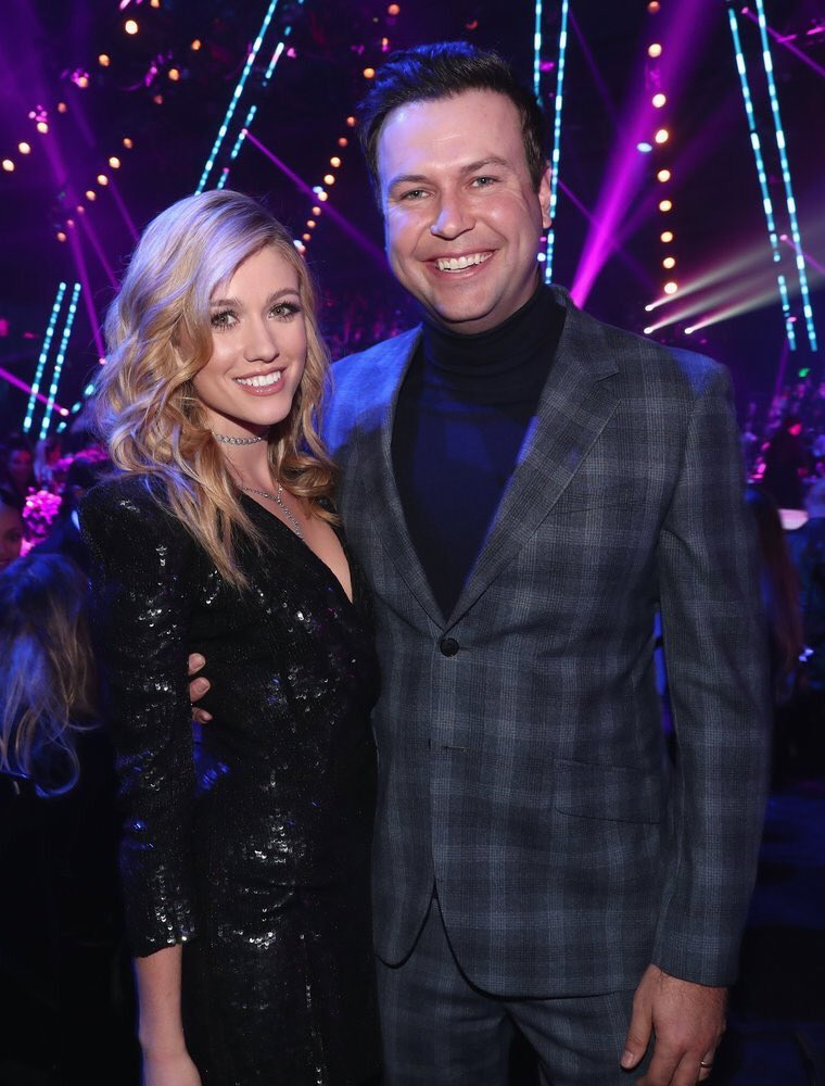Thank you @TaranKillam! So good to see you again! @peopleschoice #PCAS