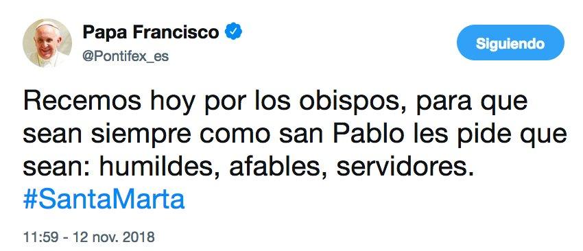 Un mensaje que no ha tenido mucho eco en España me parece.