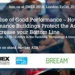 Image for the Tweet beginning: Join us @EMEXLONDON next week.
