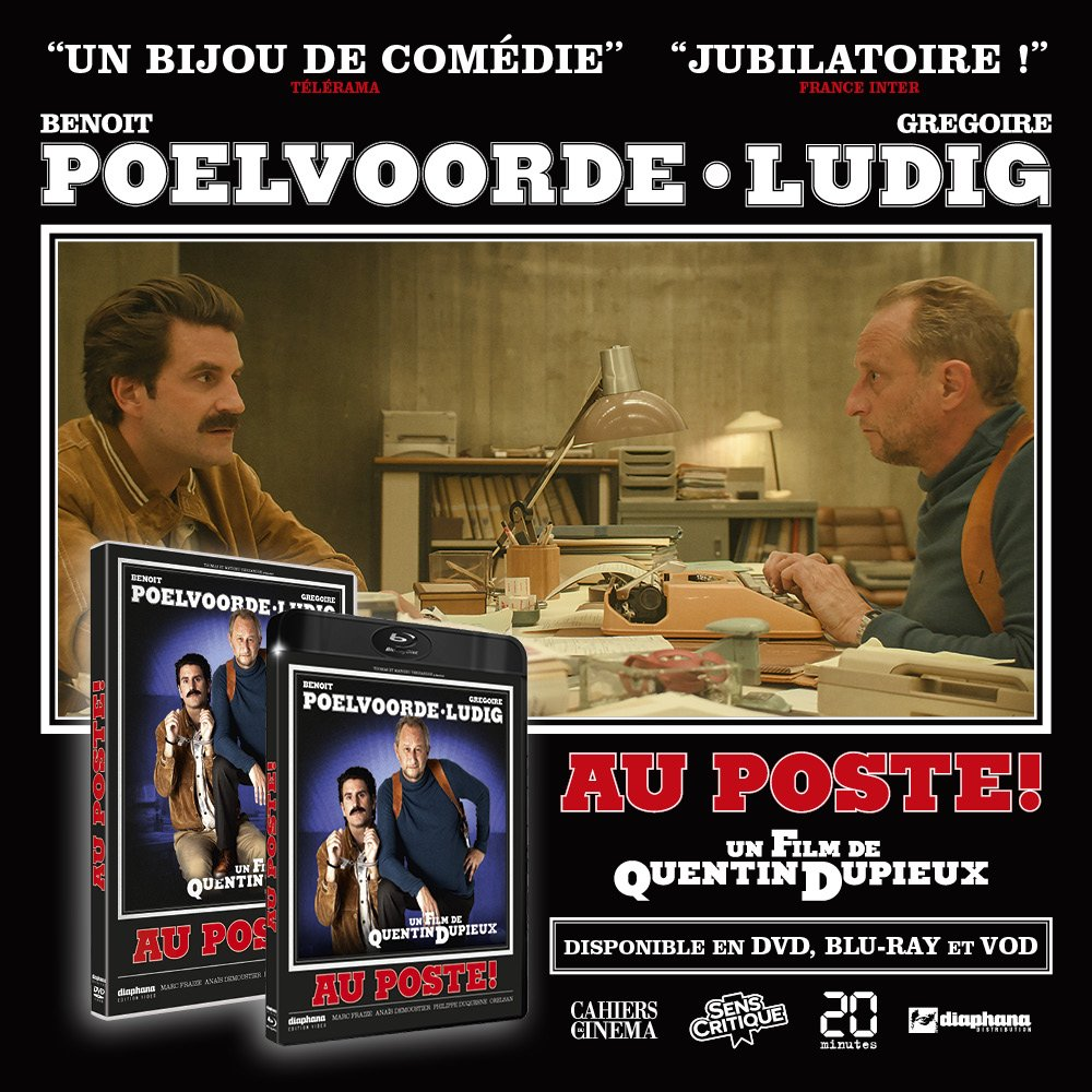 DVD blu-ray AU poste