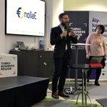 Image for the Tweet beginning: 6Aika-älykaupunkien ja yritysten markkinavuoropuhelua SparkUp