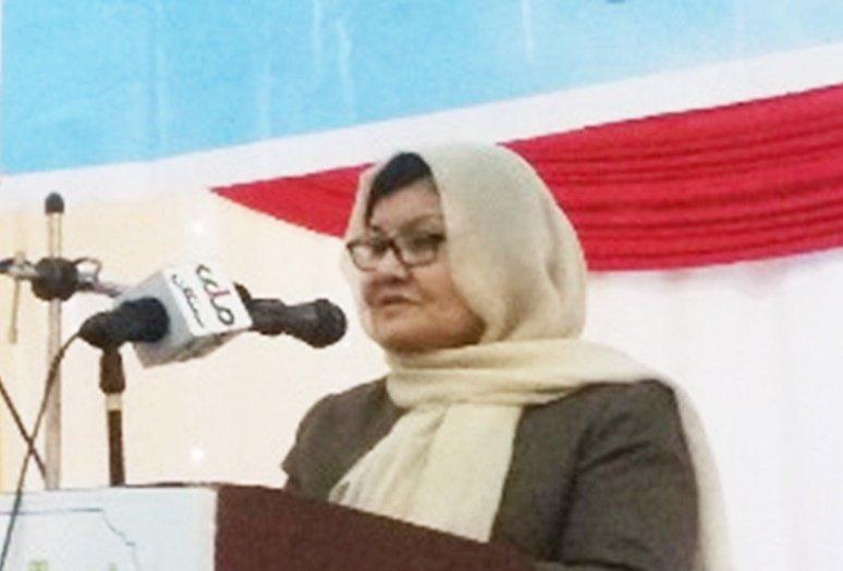 همایش صلح بانوان سمنگان با اشتراک وزیر امور زنان hpc.org.af/dari/index.php…