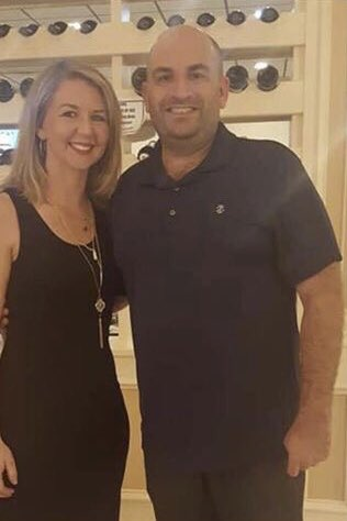 BREAKING NEWS: Shreveport Police just identified the couple found in that burning car Thursday night as 33-year-old Heather Jose and 43-year-old Kelly Jose. Family sent us this picture of them last week after they reported them missing outside of Mall St. Vincent @KSLA