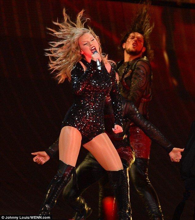 Voting #TaylorSwift as Best International Artist #ARIAs #ARIAsTaylorSwift 💛