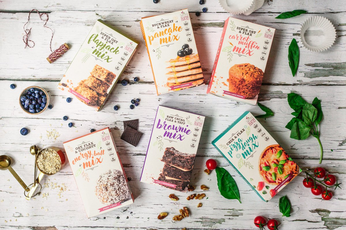🎉#Competition🎉 We've teamed up with @SweetpeaPantry to #giveaway a supply of 'free-from' baking mixes! To enter this tasty comp simply:  1) Follow @greenjinn & @SweetpeaPantry 2) Like and RT if you love 'Free From' treats!  ENDS 18/11 https://greenjinn.com/blog/sweetpea-pantry-giveaway-win-a-supply-of-free-from-baking-mixes/…