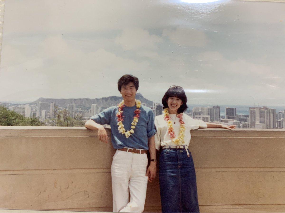 40年くらい前に両親がお互いを撮ったフィルム写真が出てきたんだどめちゃくちゃいい写真だと思ったから見てほしい(笑)