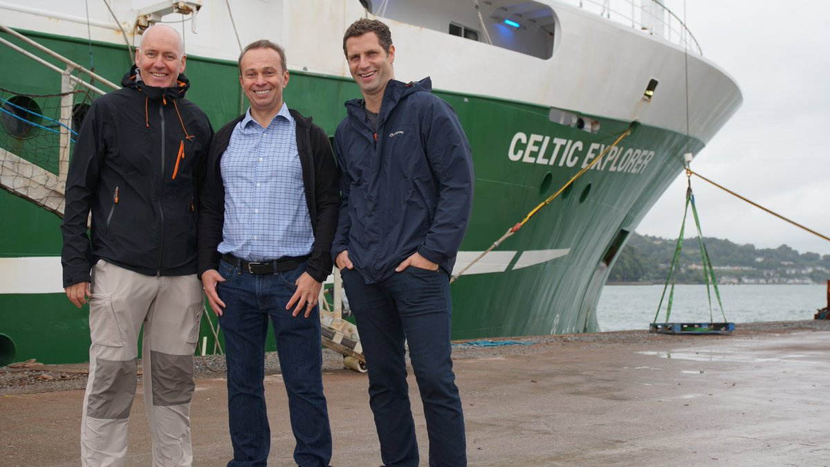 test Twitter Media - Prof. Chris Bean and Dr Sergei Lebedev from @dias_geophysics @DIAS_Dublin join @jonathan_mccrea to look at Irish seabed research - 8.30pm @RTEOne - @GeolSurvIE tonight on @10Things_ToKnow https://t.co/SA64ZStbWg