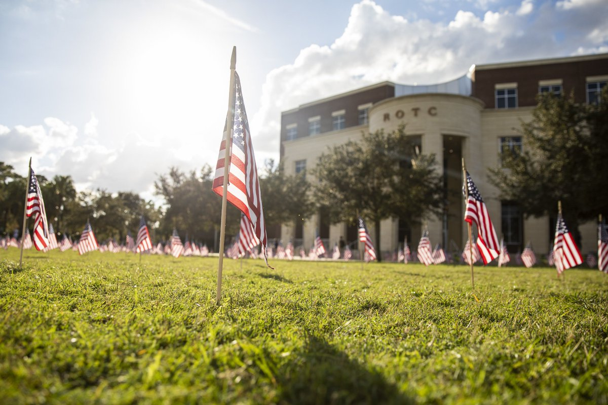 Ucf On Twitter Today As We Observe Veteransday We Encourage You