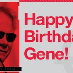 🎶 Happy Birthday to you! 🎶  Tap the ❤ to help us wish Gene a great day!