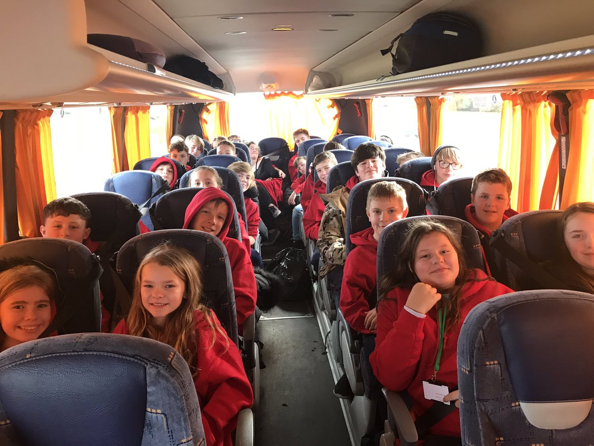 Fed and watered and settling into a movie on route to Calais. On track to reach our 5 pm ferry, may even make the earlier one. We will keep you updated via twitter. Your children have been amazing!