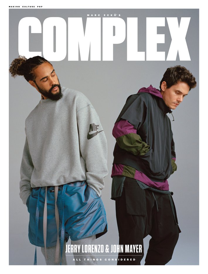 🚨🚨🚨  @JERRYlorenzo & , tw@JohnMayero of the most recognizable faces in their industries, get candid.   Watch our new cover story: https://t.co/LyYZGDNDy3