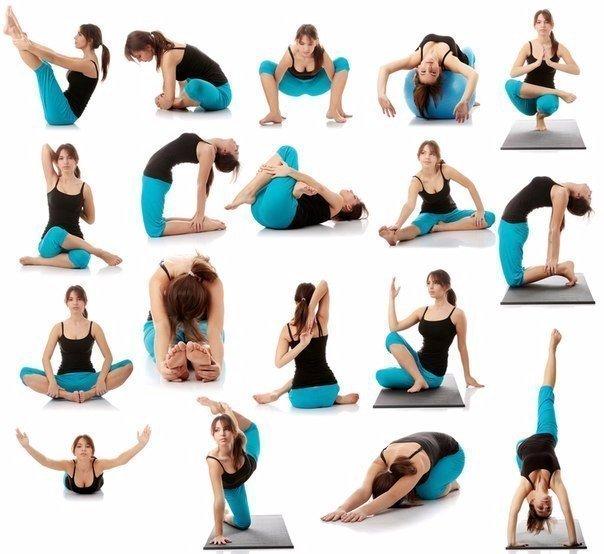 Йога Комплекс На Похудение. 24 эффективных асаны для похудения в домашних условиях