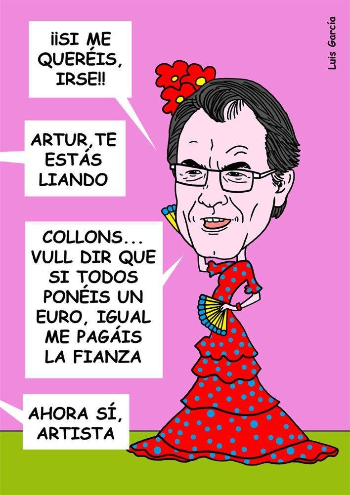 @johnctnnn Artur Mas haciéndose un Lola Flores.. https://t.co/FzEOBnP0Ne #humor #risas #memes #chistes #Tabarnia… https://t.co/t1jjSpMWfO