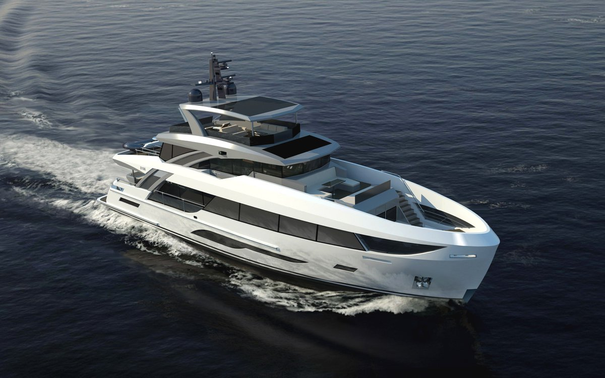 Bering Yachts on Twitter: