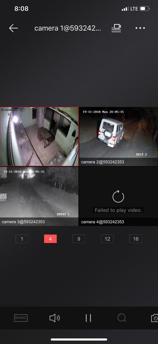 Web based CCTV monitoring started in Gir on four checking points
