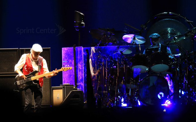 Happy Birthday to John McVie of